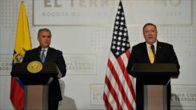 EEUU y Colombia aunan fuerzas para derrocar a Maduro