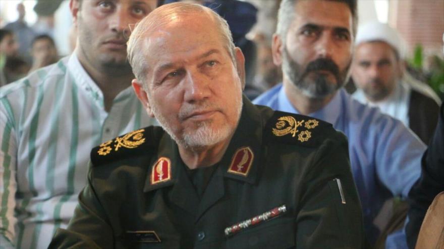 """Irán ve """"definitiva"""" la expulsión de tropas estadounidenses de la región"""