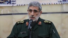 """Sucesor de Soleimani promete """"respuesta justa"""" a cobardía de EEUU"""
