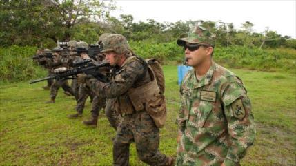 EEUU y Colombia realizarán juego de guerra a puertas de Venezuela