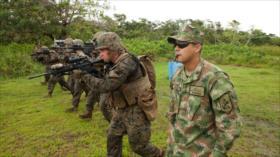 Comando Sur anuncia ejercicio militar entre EEUU y Colombia