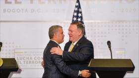 """Colombia obedece a EEUU y declara """"terrorista"""" a Hezbolá"""