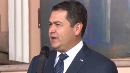Hernández expulsa de Honduras órgano contra la corrupción