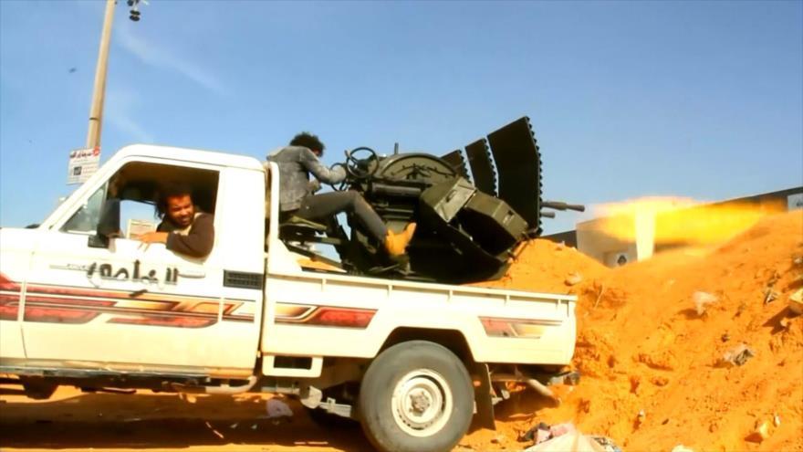 Nueva escalada en Libia un día después de Conferencia de Berlín