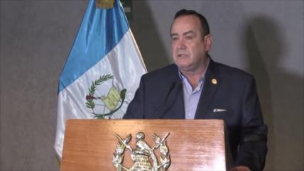 Guatemala retira al último diplomático venezolano en el país