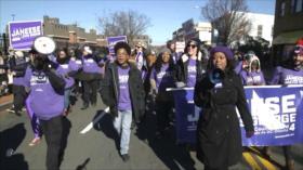 Continúa la lucha por los derechos civiles en Estados Unidos