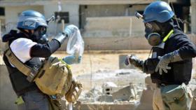 """""""Informe de OPAQ sobre ataque en Siria contradice la realidad"""""""