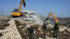 "Palestina llama a declarar ""armas de ocupación"" a jueces israelíes"