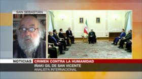 Iñaki Gil: EEUU ataca a Irán y Venezuela porque no se le arrodillan