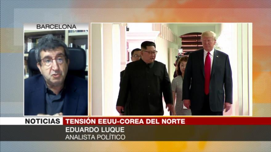 Luque: Pyongyang no dará más pasos para un acuerdo con EEUU