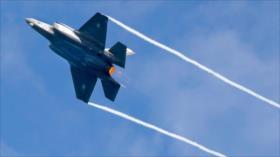 Radares detectan a 'furtivo' F-35 israelí sobre un centro nuclear