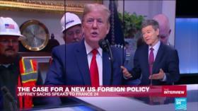 Sanciones a Irán y Venezuela. Pacto nuclear. Impeachment a Trump