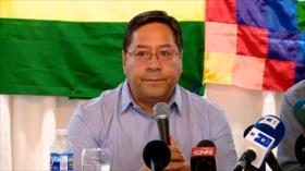 Arce llama a retomar camino de crecimiento económico en Bolivia