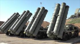 Rusia despliega S-400 en noreste de Siria tras tensiones con EEUU