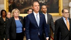 'Republicanos pretenden amañar el juicio político contra Trump'
