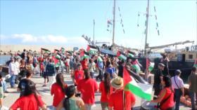 'Rumbo a Gaza' navegará nuevamente en mayo de 2020