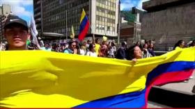 Sanciones de EEUU. Impeachment a Trump. Protestas en Colombia