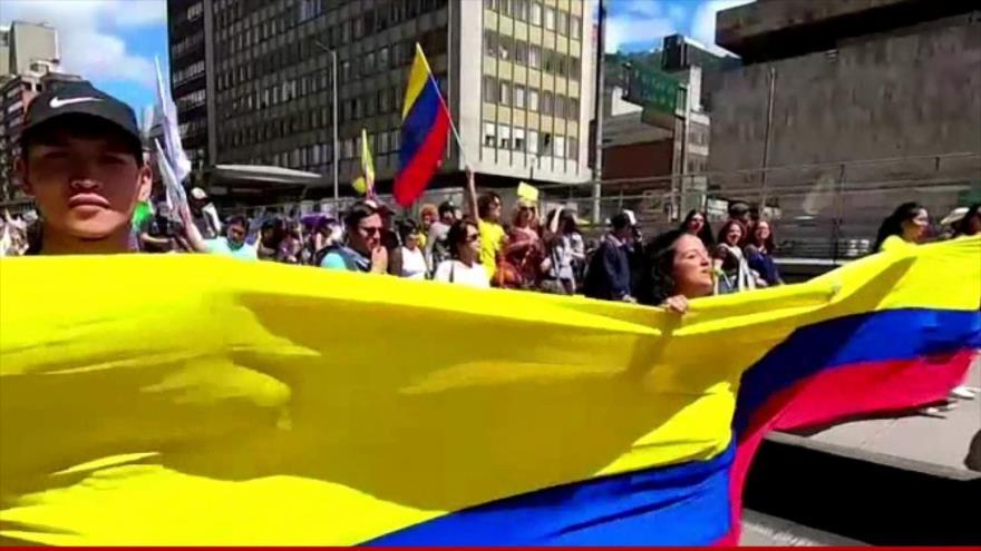 Sanciones de EEUU. Impeachment a Trump. Protestas en Colombia