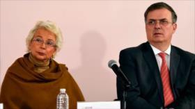 México garantiza los DDHH de los migrantes que cruzan su frontera