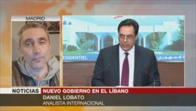 Lobato: La crisis en El Líbano se resolvería con unos comicios