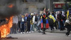 Empiezan nuevas protestas contra las políticas de Duque en Colombia