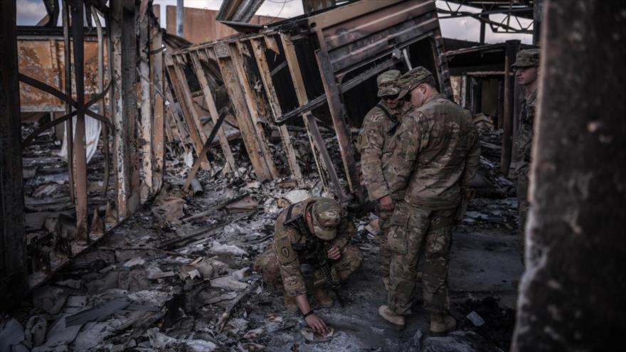 Pentágono admite mayor número de soldados heridos en ataques de Irán