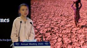 Foro de Davos tiene otro enfoque: el cambio climático