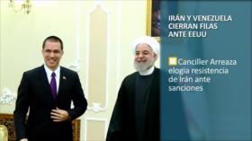 PoliMedios: Irán y Venezuela cierran filas ante EEUU