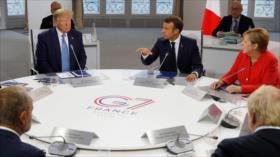 'Europa vendió su honradez por EEUU, este la premió con amenazas'