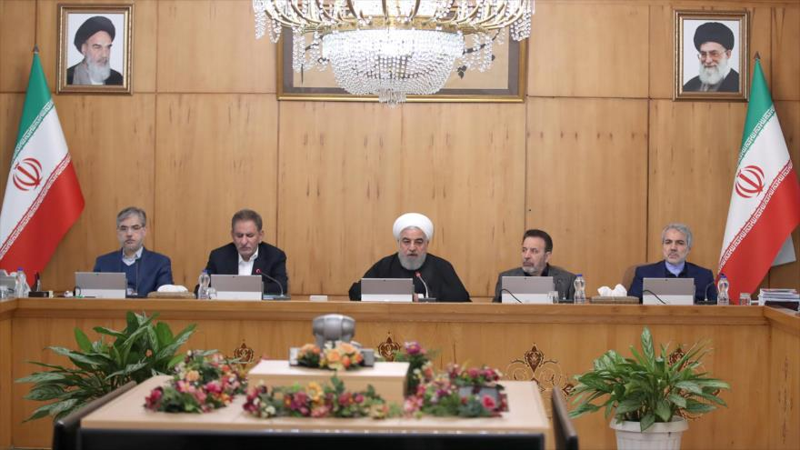 Irán advierte a Europa de secuelas de violación de pacto nuclear