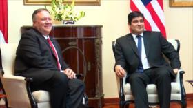 Costa Rica respalda intervencionismo de EEUU en Venezuela