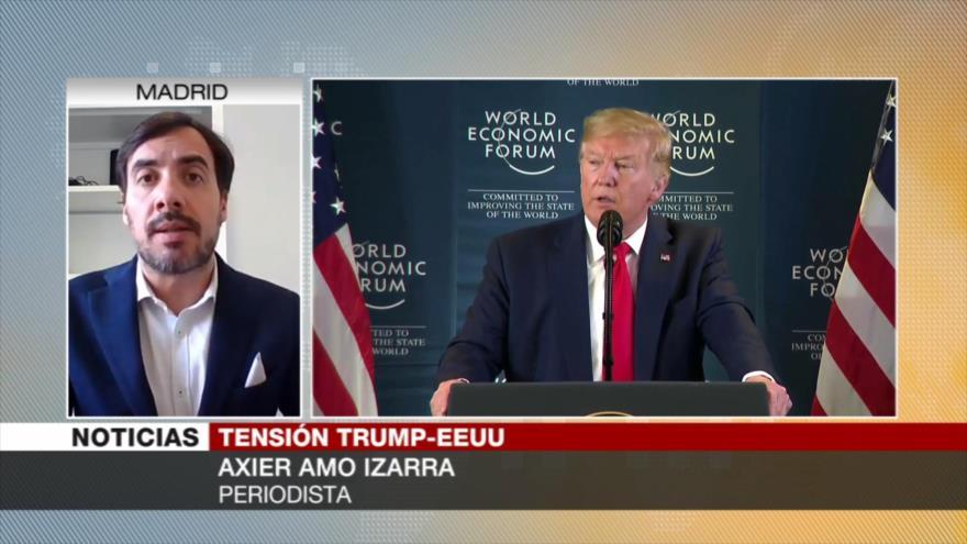 Izarra: Europa tiene un carácter servil hacia intereses de EEUU
