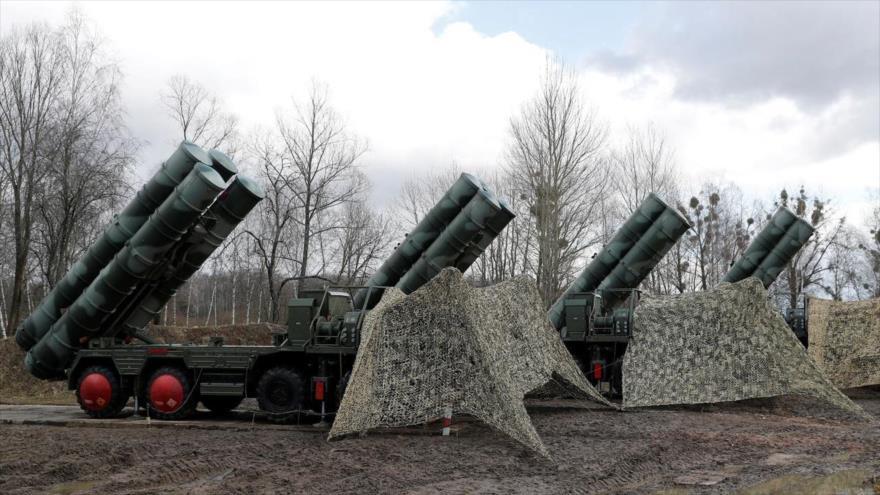 'Rusia repelerá un ataque con misiles a Moscú en solo un minuto' | HISPANTV