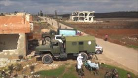 Continúa la tensión en el noroeste de Siria