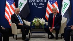 Asesor de Presidencia de Irak renuncia por reunión de Salih-Trump
