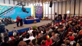 Pacto nucelar. Tensión EEUU-UE. Foro antimperialista en Venezuela