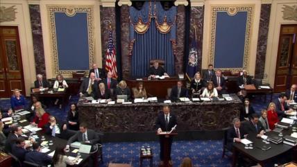 Enfrentamiento demócrata-republicano marca impeachment de Trump