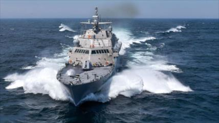 Venezuela se activa inmediatamente ante amenaza de nave de EEUU