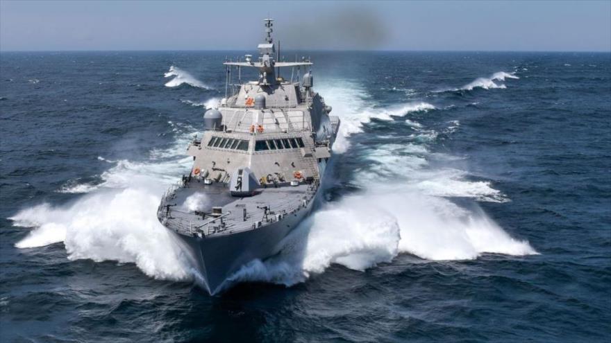 Venezuela se activa inmediatamente ante amenaza de nave de EEUU   HISPANTV