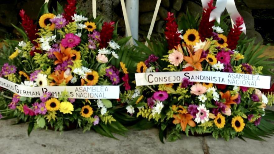 Nicaragua recuerda masacre del 22 de enero de 1967