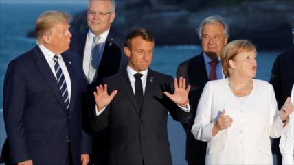 'Europa lleva el pacto nuclear a su fin tal como quería EEUU'