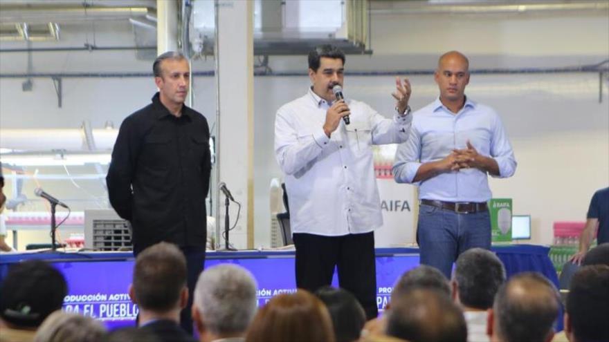 Maduro: Venezuela no será esclava del imperio de EEUU   HISPANTV