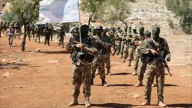 Ataque terrorista deja 40 soldados sirios muertos en Idlib, Siria