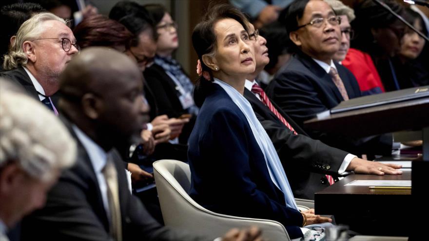 CIJ ordena a Myanmar tomar medidas contra genocidio de Rohingya
