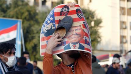 Vídeo: ¿Por qué los iraquíes quieren que EEUU salga de su país?