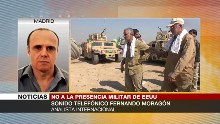 'Asesinato de Soleimani unió a iraquíes contra ocupación de EEUU' | HISPANTV