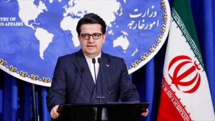 """Irán: Pacto nuclear propuesto por Trump muestra """"delirio"""" de EEUU"""