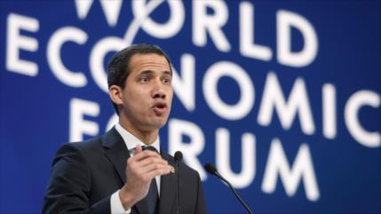 'Compra de licor con donaciones': Corrupcion marca un año de Guaidó