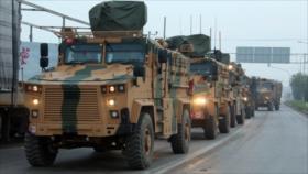 Turquía envía sus fuerzas especiales a la frontera con Siria