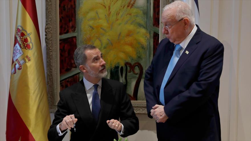 Israel recurre a España para frenar investigación de sus crímenes